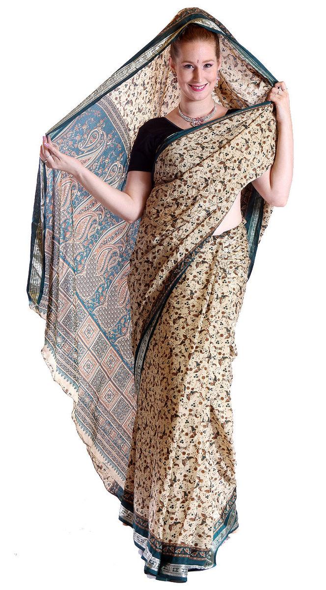 7b0177b59b91 Ganga - SÁRÍ A SPOL. - VISKÓZOVÁ SÁRÍ - Tradiční indické oblečení ...