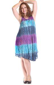 Nové Batikované indické šaty sty466 98a2ffce49